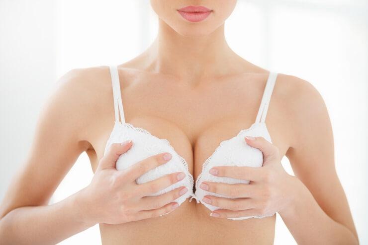 きな粉牛乳で胸は大きくなる?バストアップ効果は?